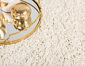 6' x 6' Solid Shag Round Rug thumbnail image 5