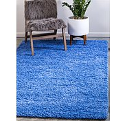 Link to Unique Loom 10' x 13' Solid Shag Rug