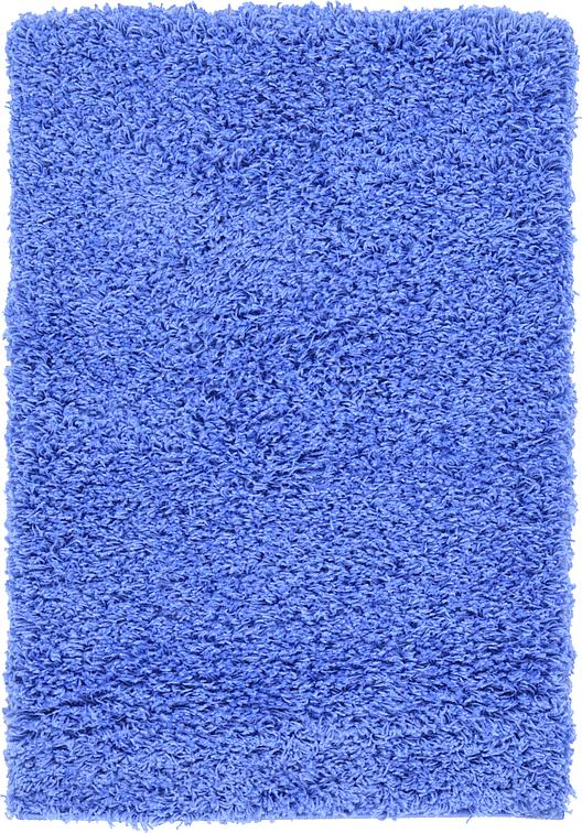 Periwinkle Blue 2 2 X 3 Solid Shag Rug Area Rugs