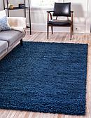 Unique Loom 10' x 13' Solid Shag Rug thumbnail image 1