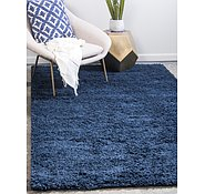 Link to Unique Loom 12' x 15' Solid Shag Rug