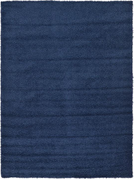 Navy Blue 8 X 11 Solid Shag Rug Area Rugs Irugs Uk
