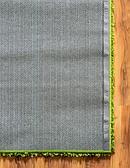 8' 2 x 8' 2 Solid Shag Square Rug thumbnail image 9
