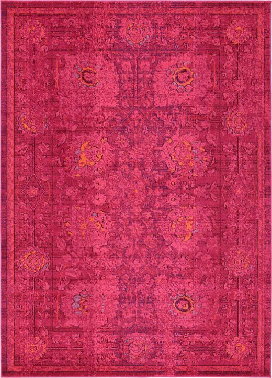 Red 7 X 10 Palazzo Rug Area Rugs Irugs Uk