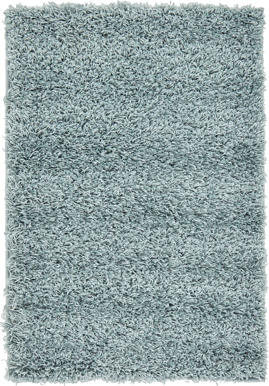 Light Slate Blue 2 2 X 3 Solid Shag Rug Area Rugs