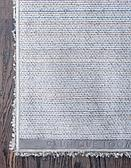 Unique Loom 2' 6 x 10' Solid Shag Runner Rug thumbnail image 8