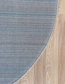 6' x 6' Solid Shag Round Rug thumbnail image 9