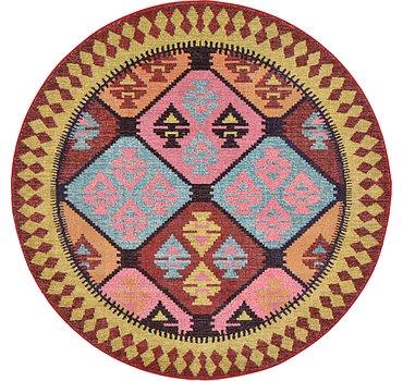 183x183 Santa Fe Rug