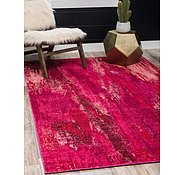 Link to Unique Loom 6' x 9' Jardin Rug