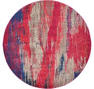 Link to 6' x 6' Barcelona Round Rug
