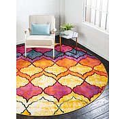 Link to 6' x 6' Florence Round Rug