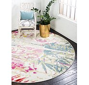 Link to 183cm x 183cm Florence Round Rug