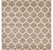 Link to 8' x 8' Trellis Square Rug