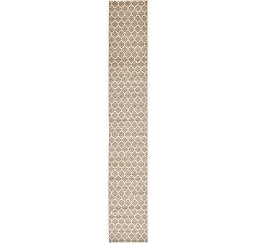 79x500 Trellis Rug