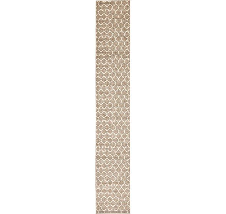 2' 7 x 16' 5 Trellis Runner Rug