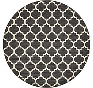 Link to Unique Loom 10' x 10' Trellis Round Rug