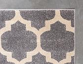 8' x 8' Lattice Square Rug thumbnail
