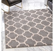 Link to 6' x 6' Trellis Square Rug