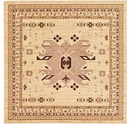 Link to 245cm x 245cm Heriz Design Square Rug