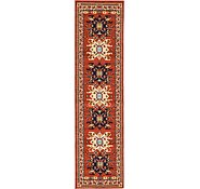 Link to 2' 2 x 8' 2 Heriz Design Runner Rug