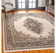 Link to 245cm x 245cm Mashad Design Square Rug