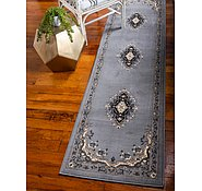 Link to 3' x 16' 5 Mashad Design Runner Rug