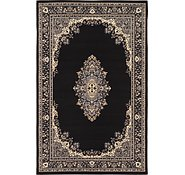 Link to 5' x 8' Mashad Design Rug