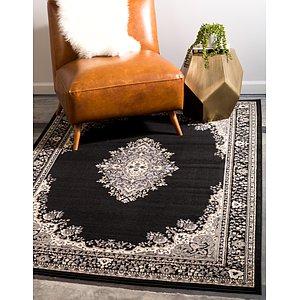 Unique Loom 6' x 9' Reza Rug