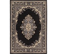 Link to 6' x 9' Mashad Design Rug