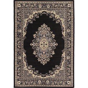 6' x 9' Mashad Design Rug