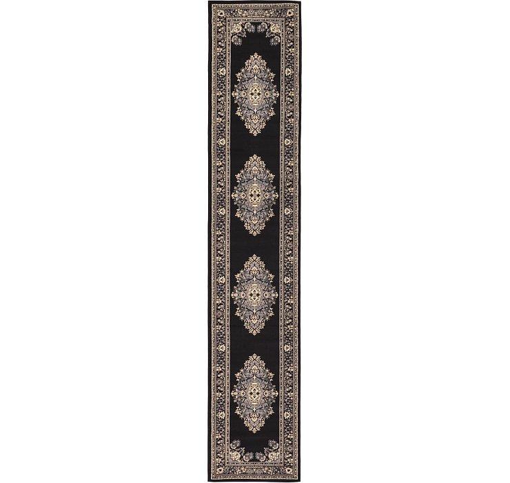 90cm x 500cm Mashad Design Runner Rug