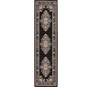 Link to 2' 7 x 10' Mashad Design Runner Rug