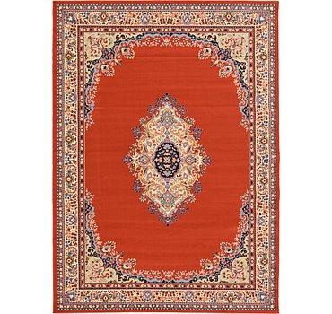 213x305 Mashad Design Rug