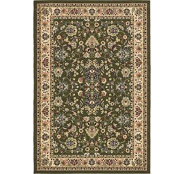 183x274 Kashan Design Rug