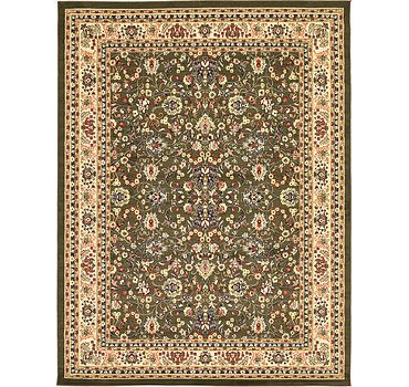 274x366 Kashan Design Rug