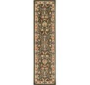 Link to 2' 2 x 8' 2 Kashan Design Runner Rug