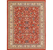 Link to 9' x 12' Kashan Design Rug