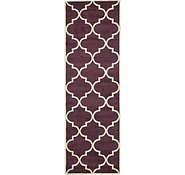 Link to Unique Loom 2' 7 x 8' Trellis Runner Rug