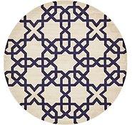 Link to 8' x 8' Trellis Round Rug