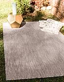 6' x 9' Outdoor Solid Rug thumbnail