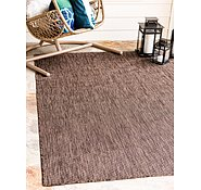 Link to 213cm x 305cm Outdoor Solid Rug