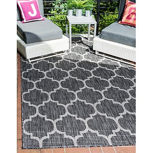 Unique Loom 9' x 12' Outdoor Rug
