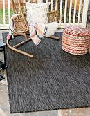 9' x 12' Outdoor Solid Rug thumbnail