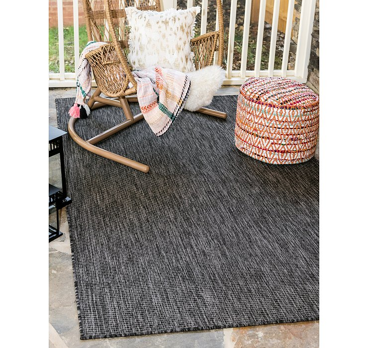 245cm x 345cm Outdoor Solid Rug