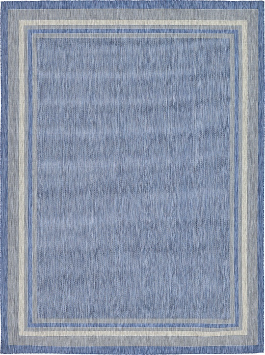 Blue 9 x 12 Outdoor Rug Area Rugs