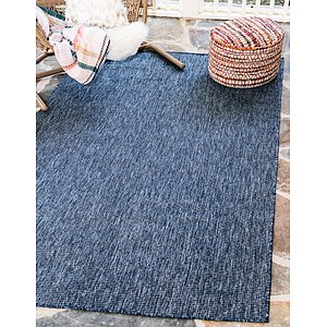 Unique Loom 6' x 9' Outdoor Rug
