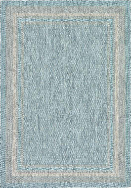 Aquamarine 7 39 X 10 39 Outdoor Rug Area Rugs IRugs UK