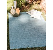 Link to 122cm x 183cm Outdoor Solid Rug