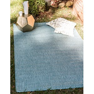 Unique Loom 4' x 6' Outdoor Rug
