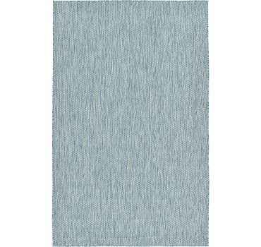 152x244 Outdoor Solid Rug